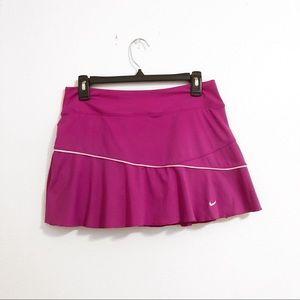 Nike | dri fit tennis skirt